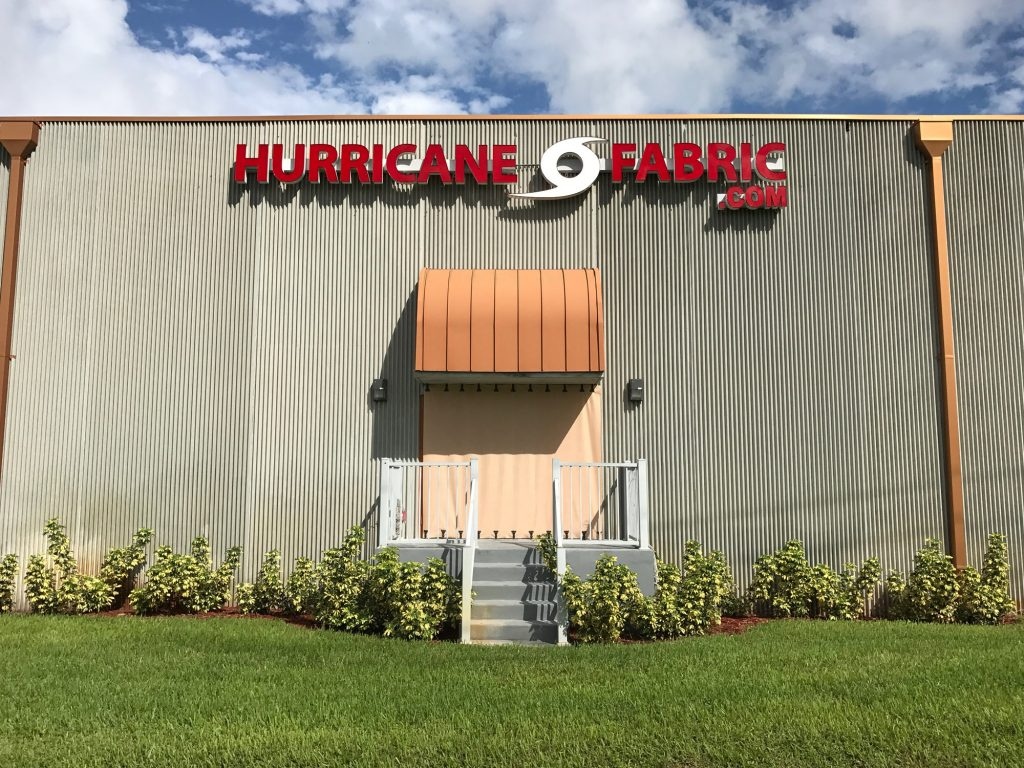 Commercial Gallery Hurricane Fabric